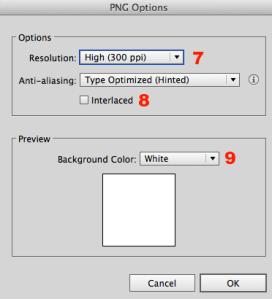 Save as JPEG/PNG | Simply Illustrator