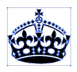 Keep Calm Poster | Simply Illustrator Keep Calm Crown Vector
